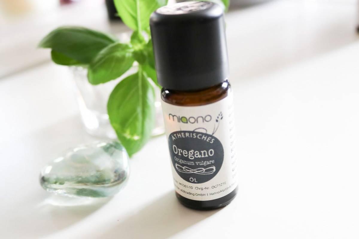 Oreganoöl - ein natürliches Antibiotikum - Schutz vor Bakterien und Viren