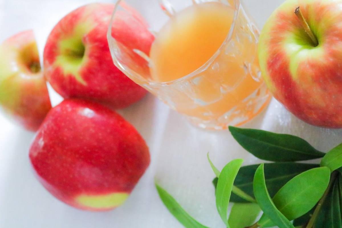 Apfelessig hilft beim Abnehmen.. aber nicht nur
