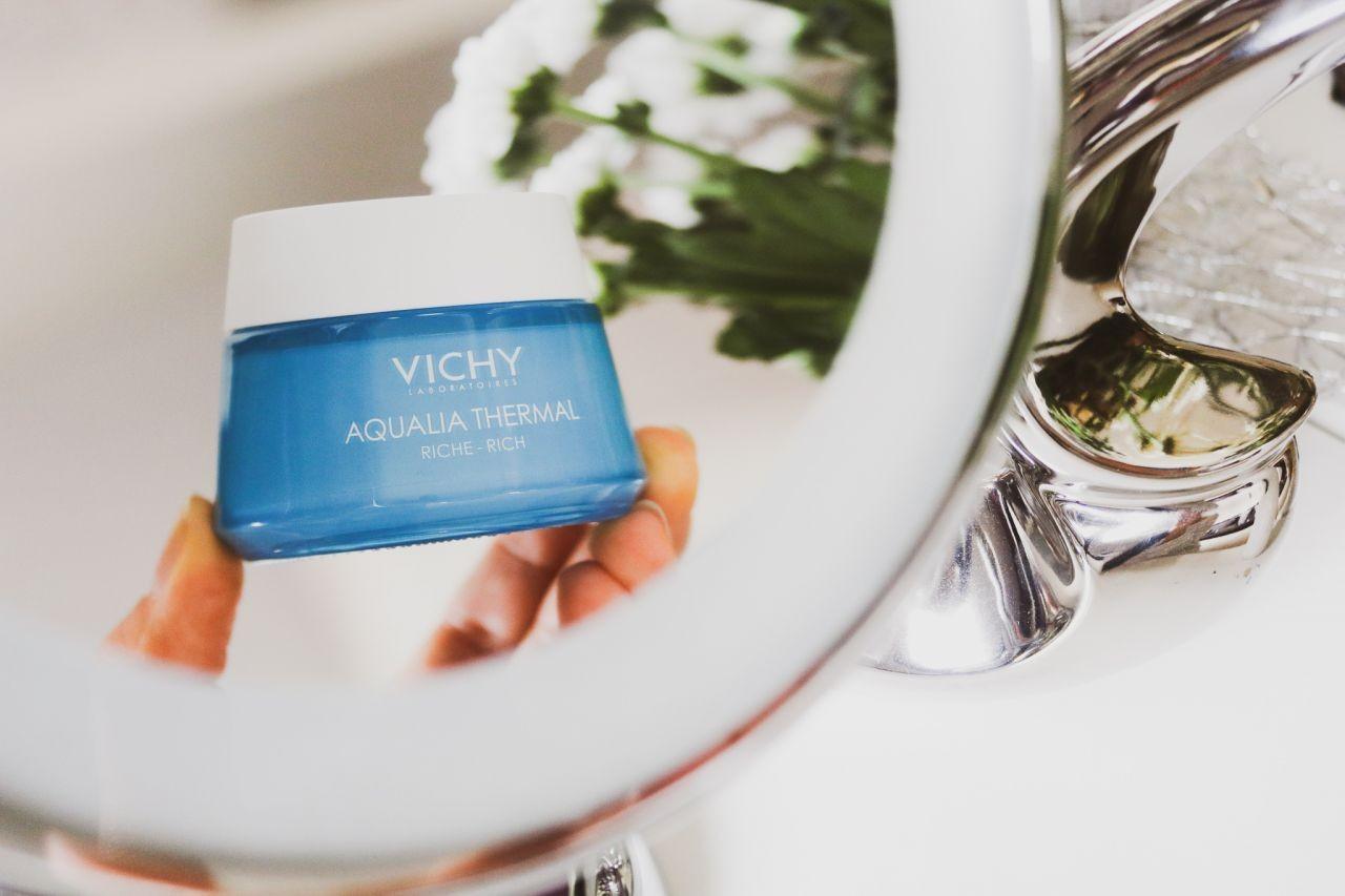 VICHY | AQUALIA THERMAL | Reichhaltige Feuchtigkeitspflege für trockene bis sehr trockene Haut